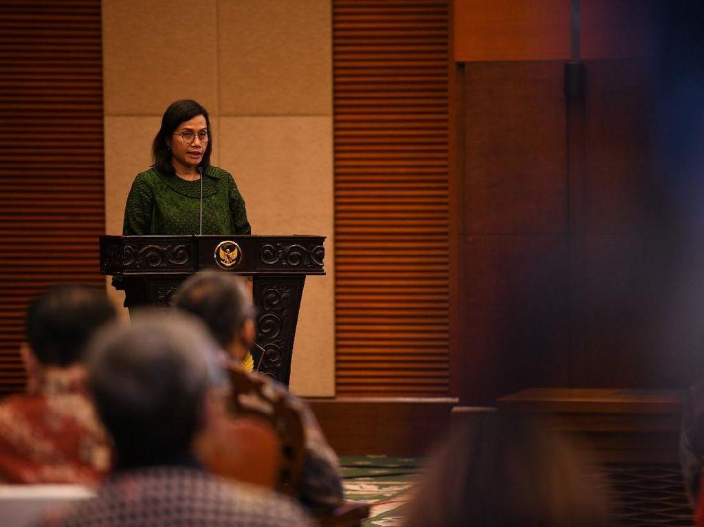 Sri Mulyani ke Anies-Ridwan Kamil: Tolong Awasi Dana di BPD