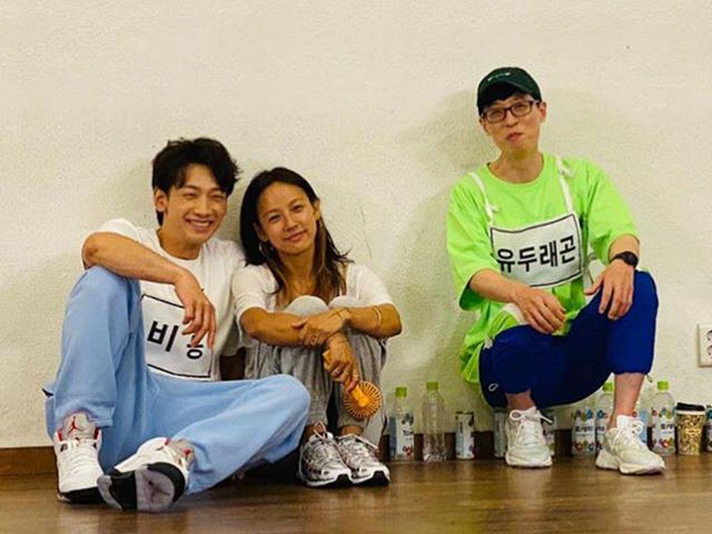 Pendapat Kim Tae Hee soal Debut Rain dengan SSAK3