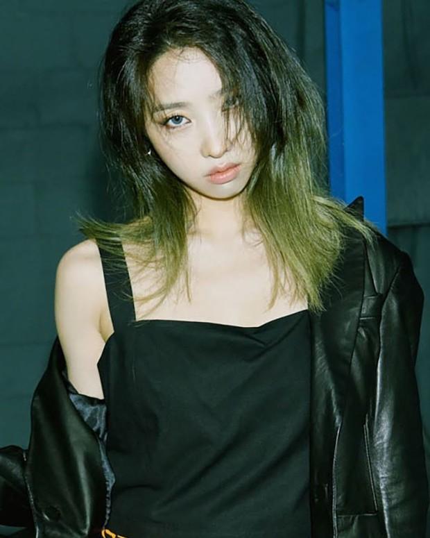 Minzy Mantan Anggota 2NE1/ Foto: Koreaboo