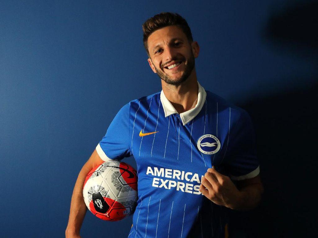 Resmi! Adam Lallana Gabung ke Brighton & Hove Albion