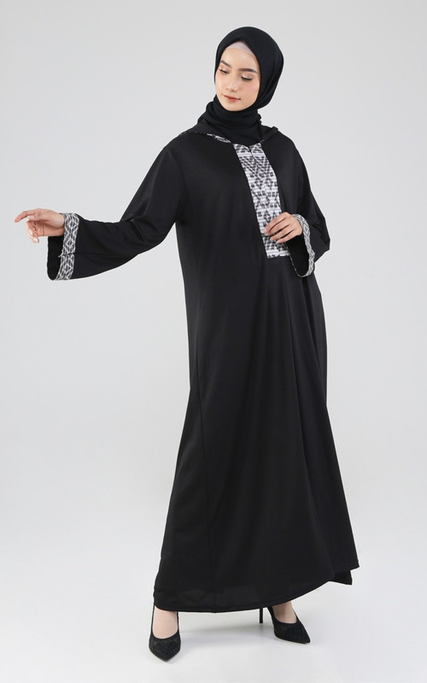 5 Gamis Modern untuk Shalat Idul Adha
