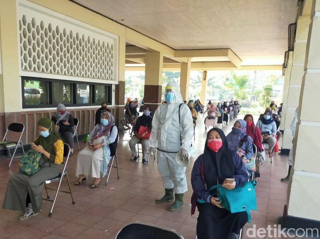 Pemkot Surabaya Sediakan Tes Swab Gratis Bagi Bumil yang Akan Melahirkan