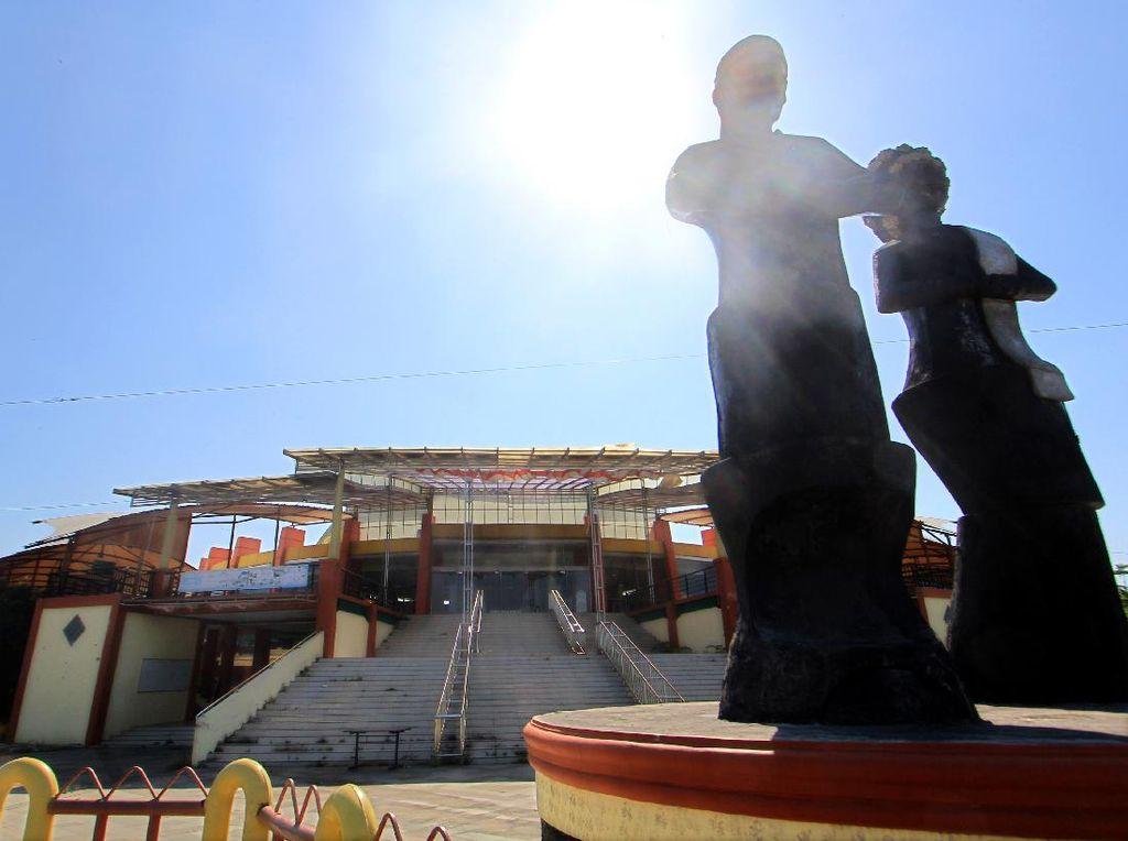 Dibangun Puluhan Miliar, Tempat Wisata di Indramayu Ini Terbengkalai
