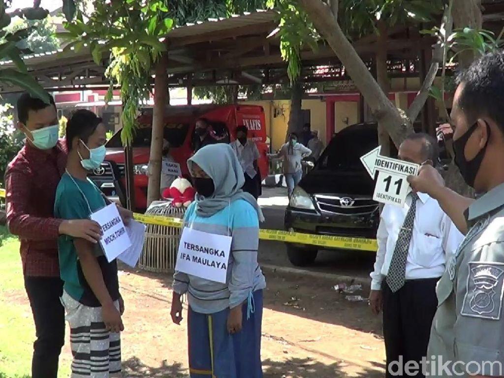 Rekonstruksi Pembunuhan Bocah 5 Tahun di Pasuruan, Ini Fakta Barunya