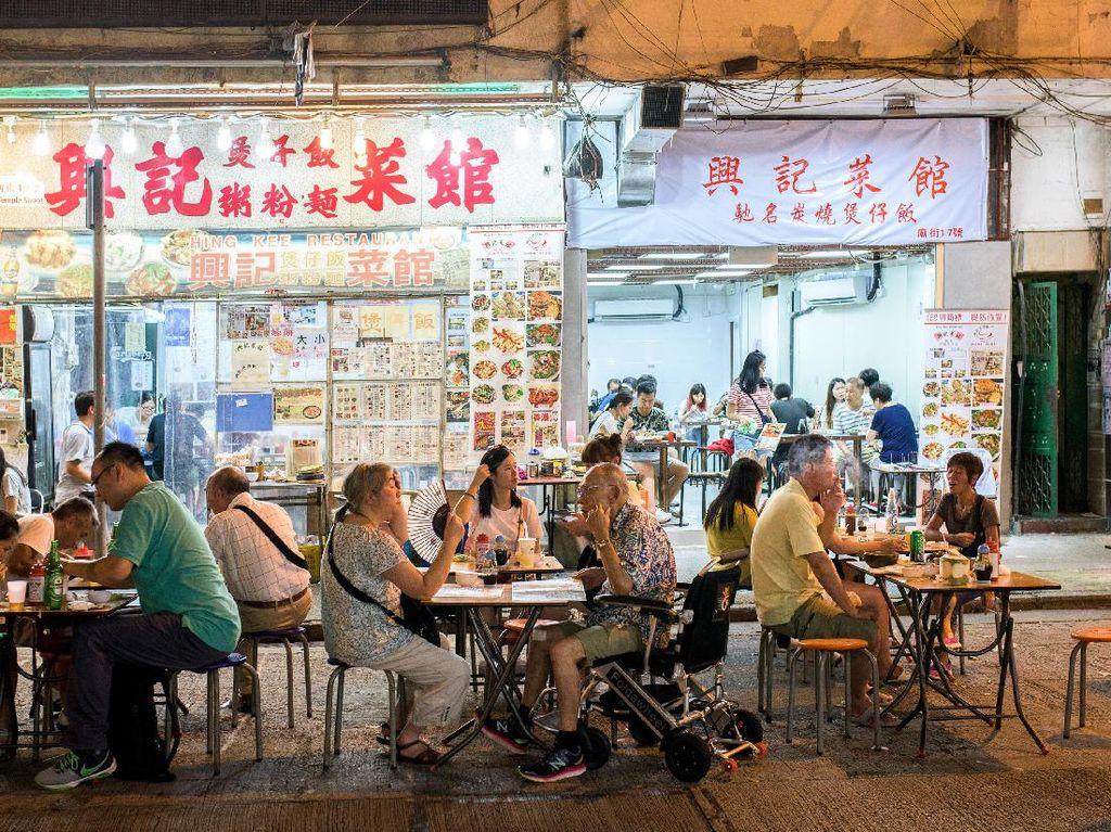 Corona Mereda, Hong Kong Akan Longgarkan Aturan Social Distancing