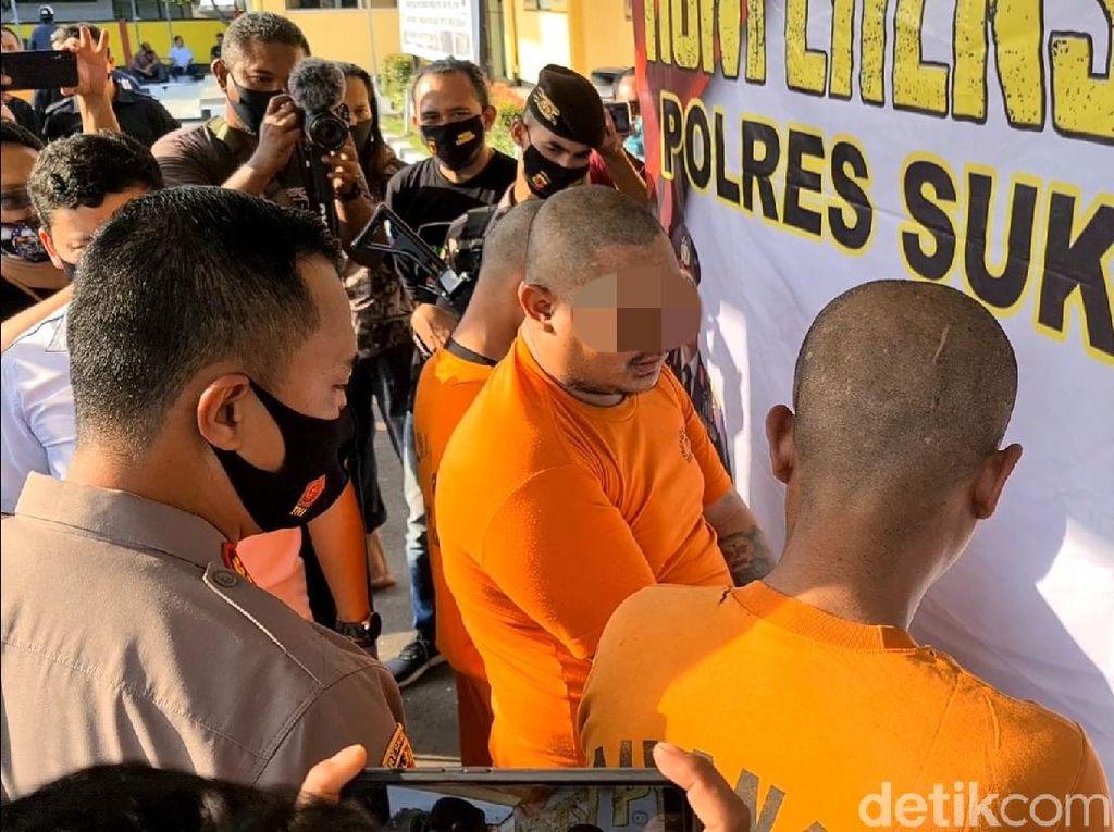 Berakhirnya Jejak Geng Motor Pembuat Onar di Sukabumi