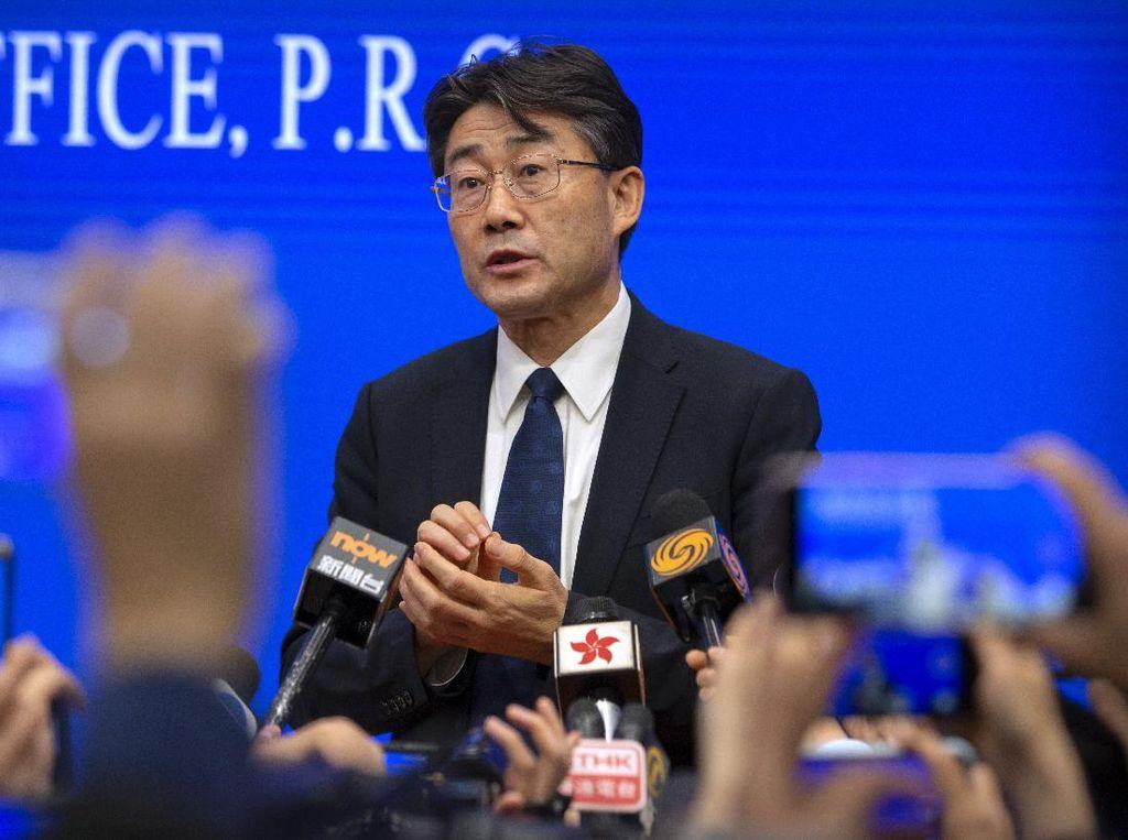 Pejabat Kesehatan China Ikut Disuntik Vaksin Corona Eksperimental