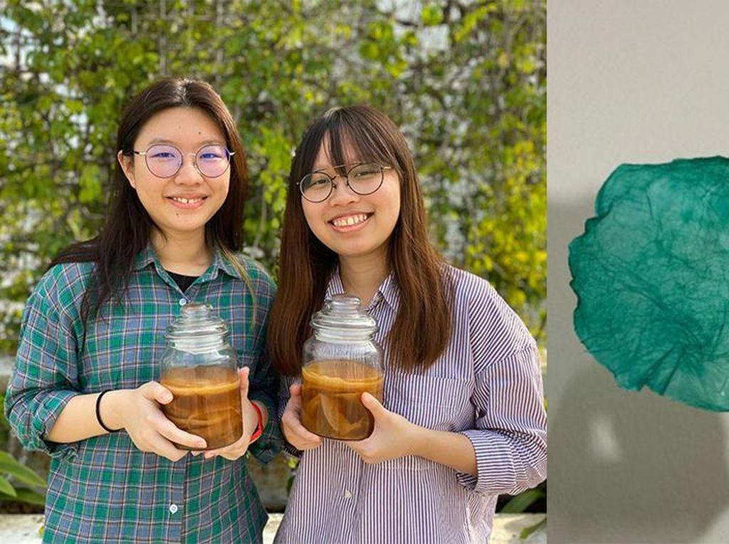 Keren! Pelajar Ini Berhasil Ubah Limbah Makanan Jadi Bahan Kulit