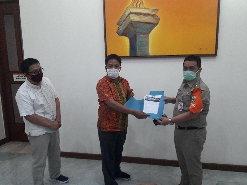 Temui Wagub DKI, LSM Ungkap 3.194 Warga Miskin Jakarta Tak Dapat Bansos