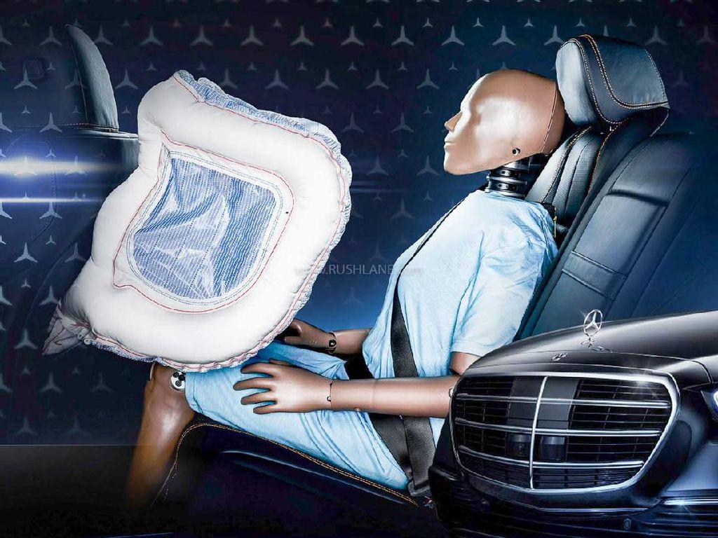 Pertama Kali di Dunia, Penumpang Mobil di Belakang Akan Dapat Airbag