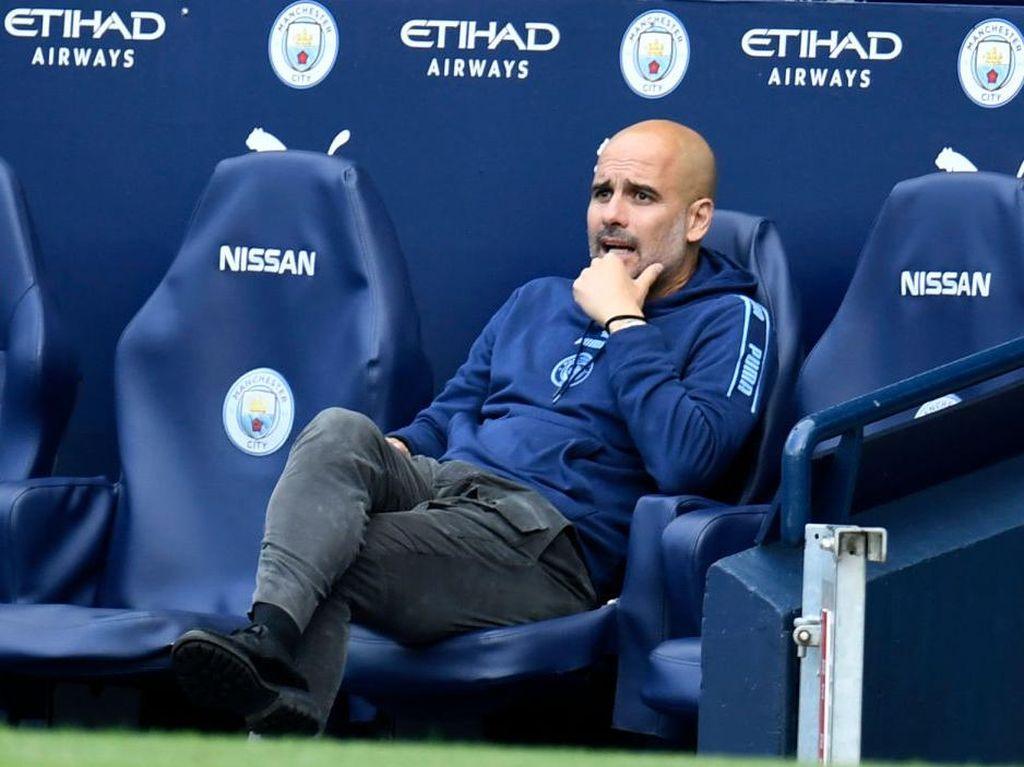 Guardiola Ungkap Beda Liverpool dan Man City Musim Ini