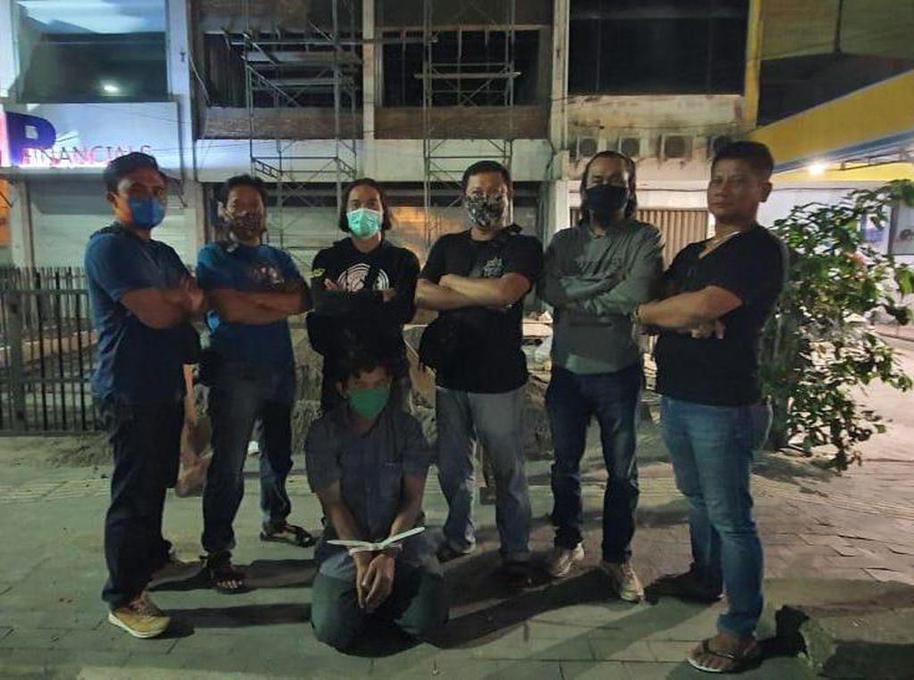 Personel Brimob Tangkap DPO Pencurian Uang Rp 1,6 M Milik Pemprov Sumut
