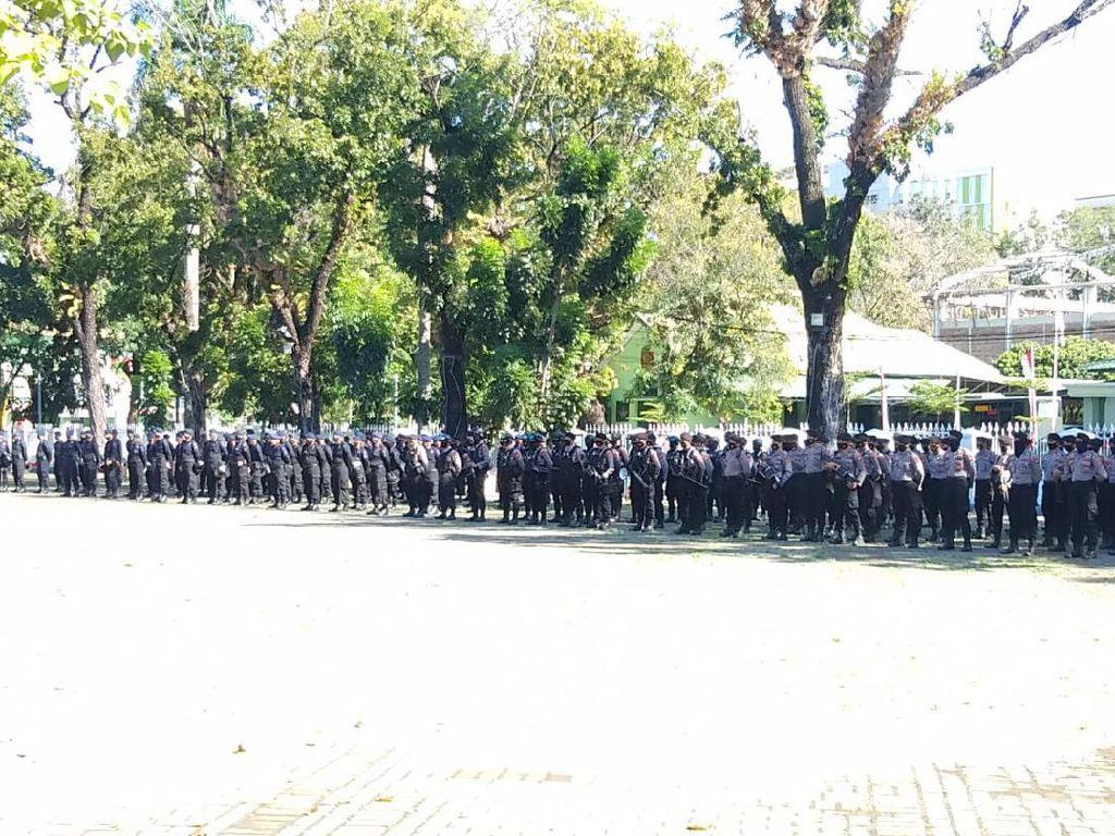 Kapolrestabes Makassar: 300 Personel Amankan Pengosongan Mattoanging