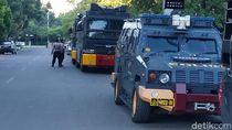 Pemprov Sulsel Akan Kosongkan Mattoanging, TNI-Polri Apel di Rujab Gubernur