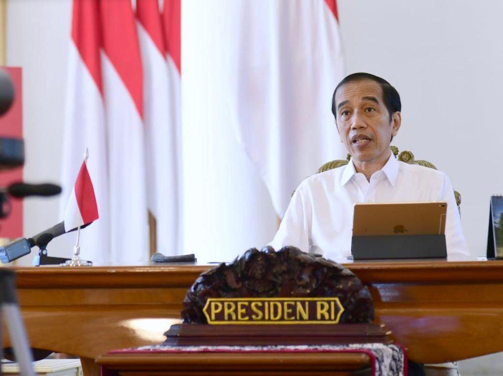 Jokowi Ingatkan TNI-Polri: Sekarang Negara Cepat Kalahkan yang Lambat