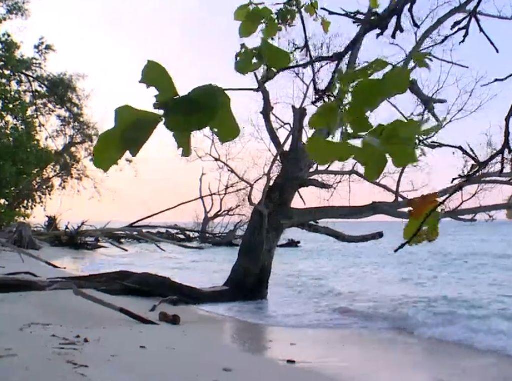 My Trip My Adventure: Pantai Rahasia di Kepulauan Seribu