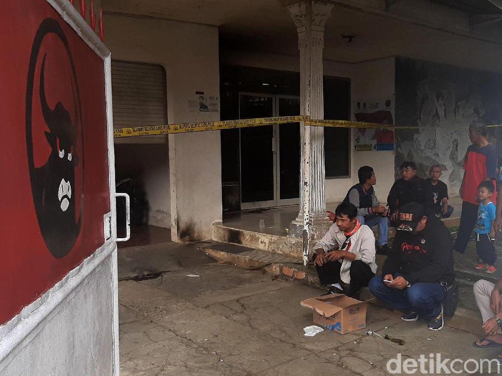 PDIP Jabar Desak Polisi Segera Usut Teror Molotov di Dua Kantor PAC di Bogor