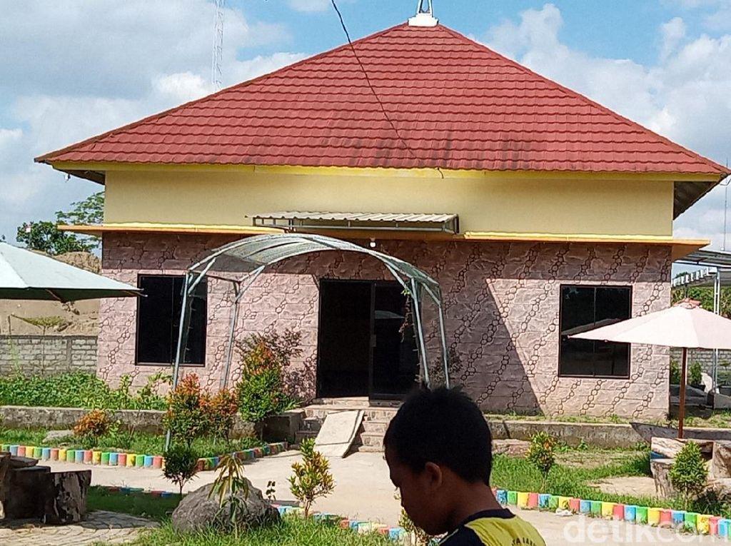 Rumah Situs Wonoboyo, untuk Mengenang Temuan Puluhan Kg Emas di Klaten