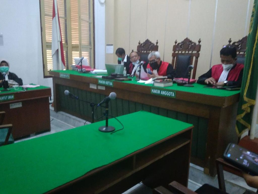 Dituntut 4 Tahun Bui, Penyobek Al-Quran di Medan Minta Dihukum Ringan