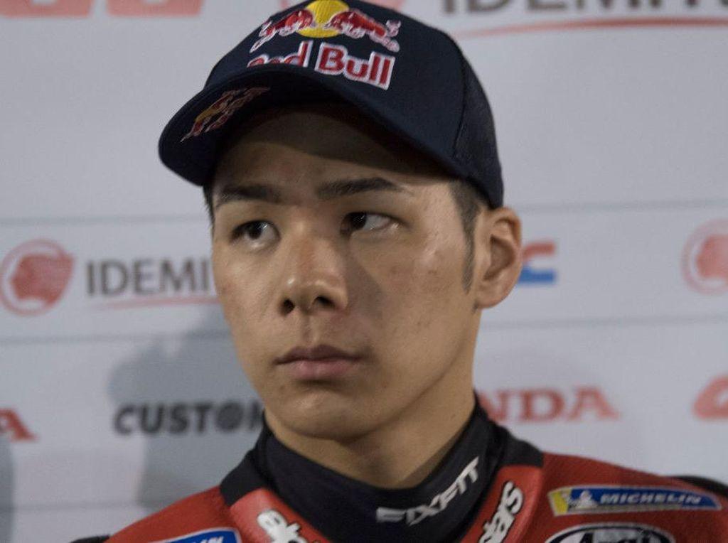 Tiru Marc Marquez, Takaaki Nakagami Jadi Penyelamat Honda di Jerez