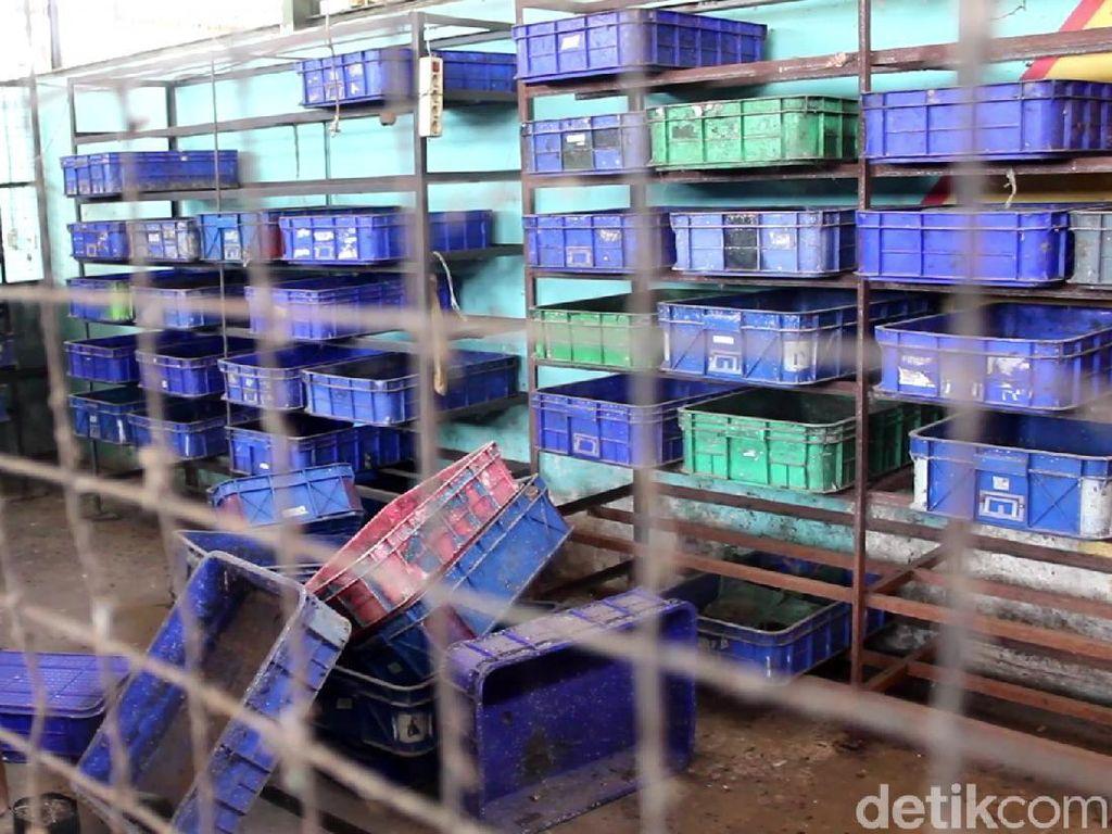 TPS3R Citepus Bandung Berhenti Beroperasi di Tengah Pandemi