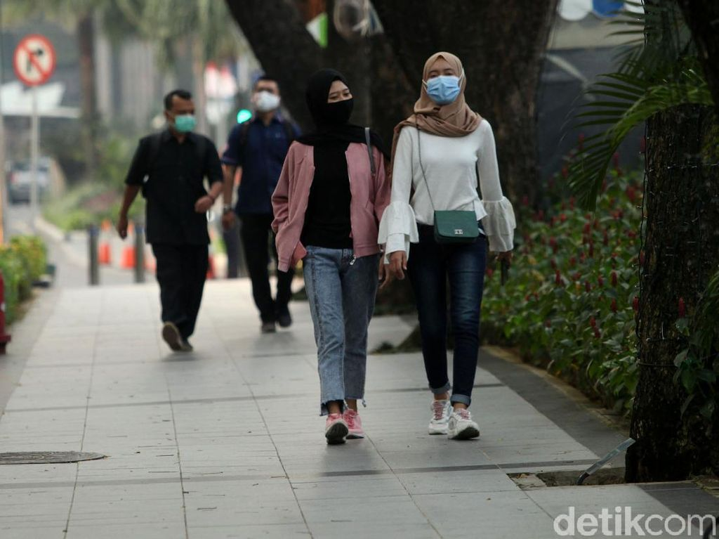 Pemprov DKI Klaim Case Fatality Rate Corona Jakarta 3,9 Persen