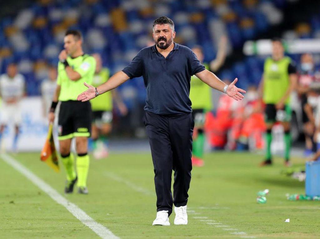 Gattuso: Apalah Arti Napoli Main Cantik, jika Tak Bisa Bikin Gol