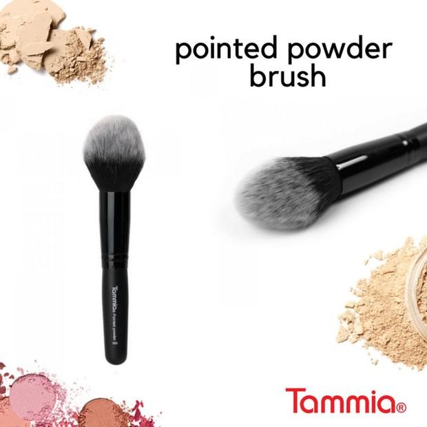 Rekomendasi Powder Brush yang Terjangkau