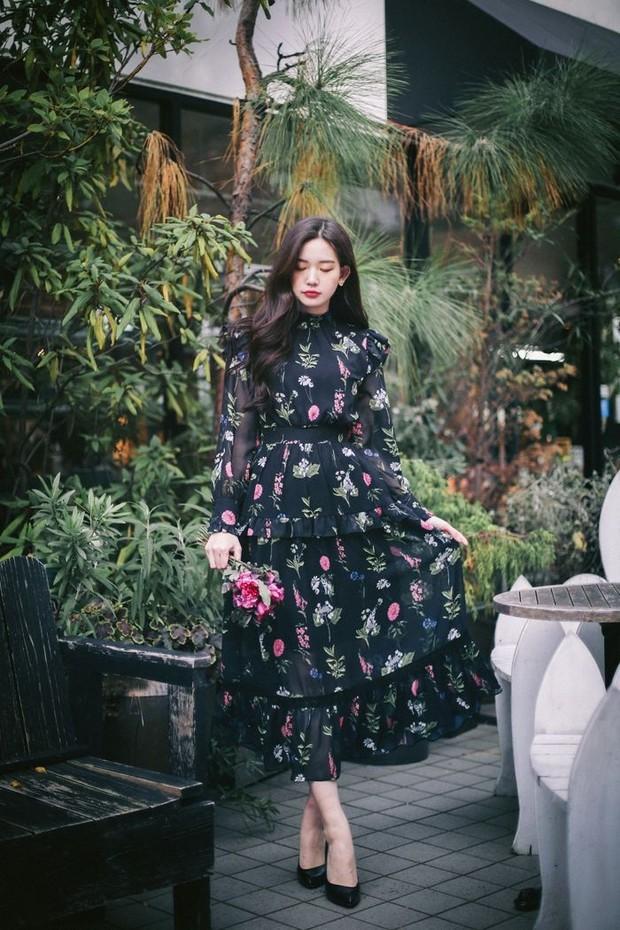 Floral dress cantik