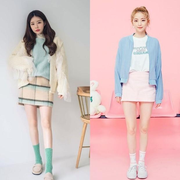 Gaya fashion color fulk