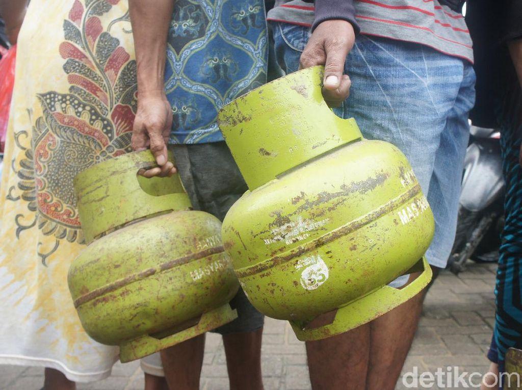 185.210 Pangkalan LPG 3 Kg di 55.004 Ribu Desa Telah Beroperasi