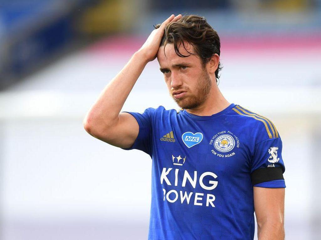 Dear Leicester City, Ben Chilwell Ngotot ke Chelsea Tuh