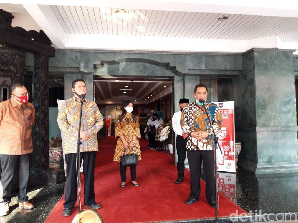 DKPP Harap Jokowi Luruskan Pandangan PTUN yang Anulir Pemecatan Evi Novida