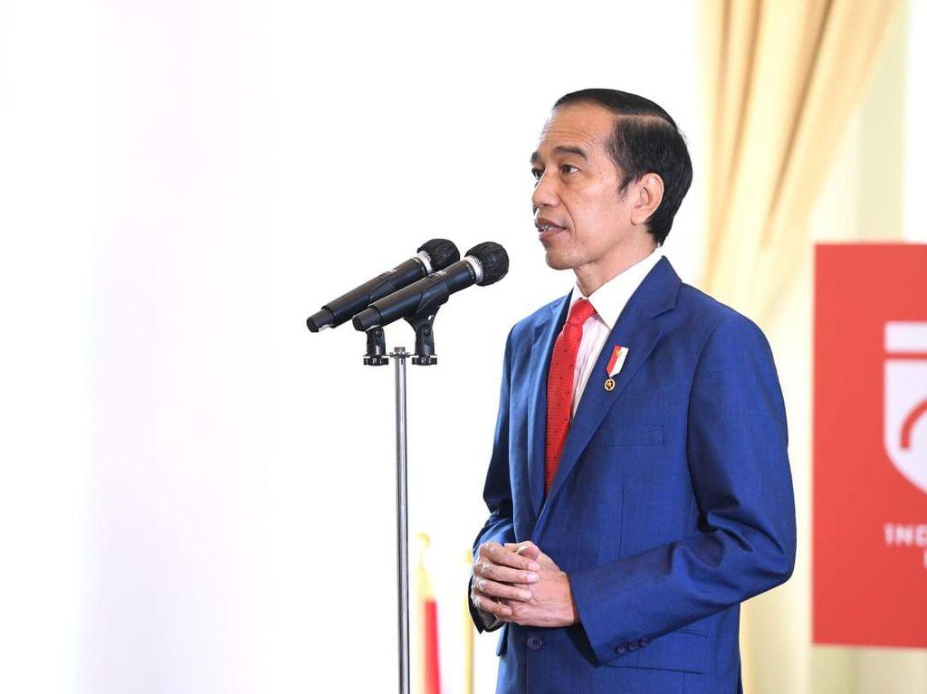 Resmikan Gedung Vokasi Undip, Jokowi: Prioritas Kabinet Maju Pengembangan SDM