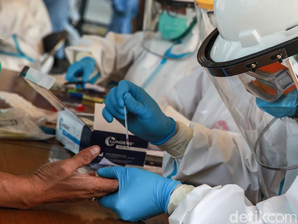 Biaya Rapid Test di Kimia Farma Bakal Turun ke Bawah Rp 100 Ribu