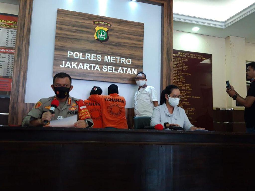 Polisi Tetapkan Ibu-Anak sebagai Tersangka Kasus Penculikan Bocah di Jaksel