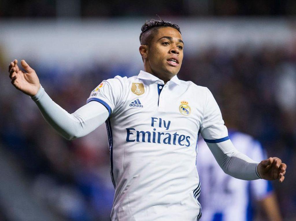 Pemain Real Madrid yang Kena Virus Corona: Saya Baik-baik Saja