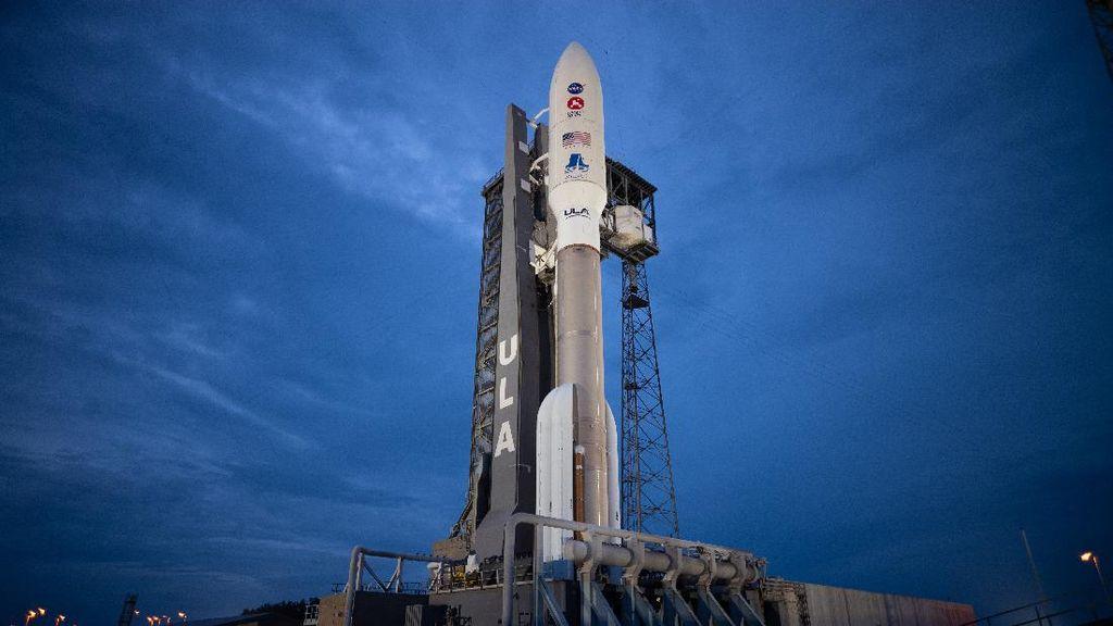 Persiapan NASA Jelang Peluncuran Misi Mars 2020