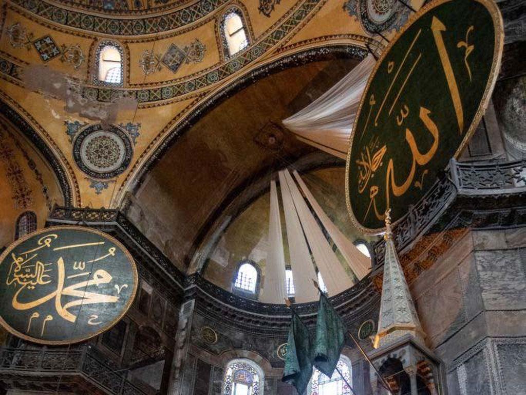 Usai Hagia Sophia, Erdogan Juga Ubah Gereja Bersejarah Chora Jadi Masjid