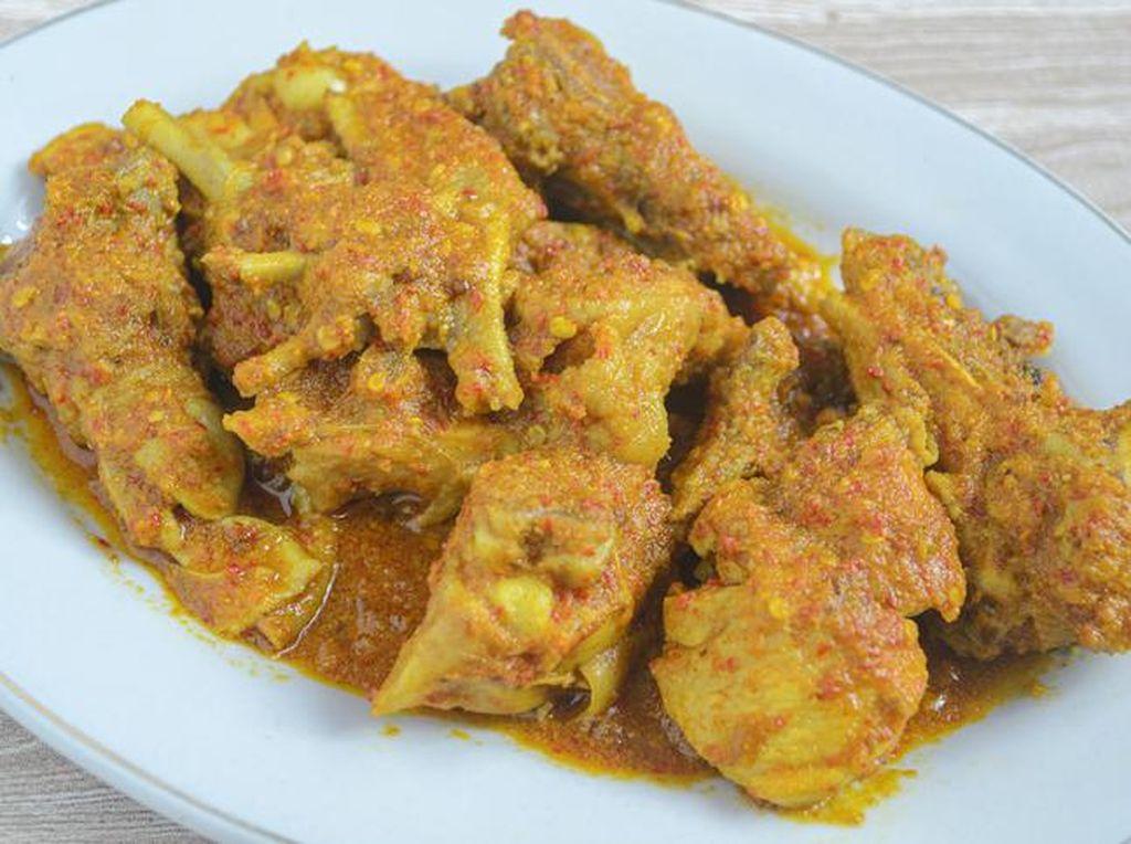 Resep Ayam Rica-rica yang Pedas Mantap
