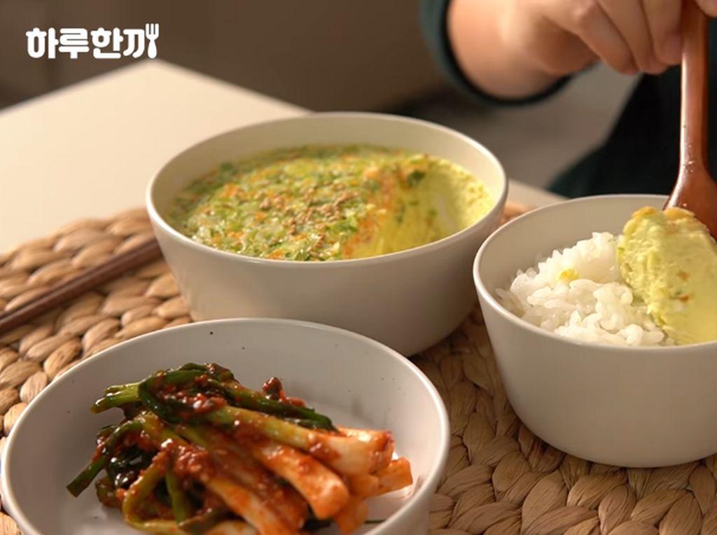 5 Menu Sarapan Korea yang Praktis, Ada Omelet hingga Rice Ball!