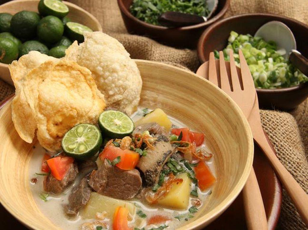 2 Resep Soto Daging Bening dan Santan yang Cocok untuk Idul Adha