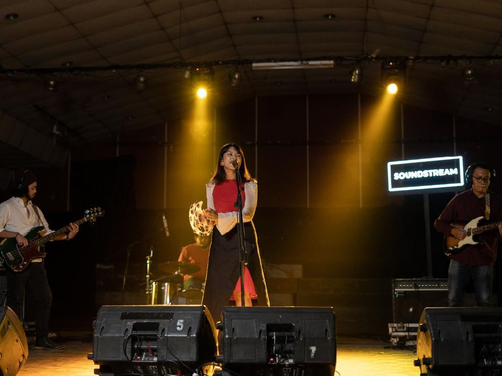 Konser Virtual Soundstream Hadirkan Vira Talisa hingga Iga Massardi