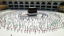 Jamaah Haji 2020 Mulai Pulang Usai Jalani Tawaf Wada di Mekkah