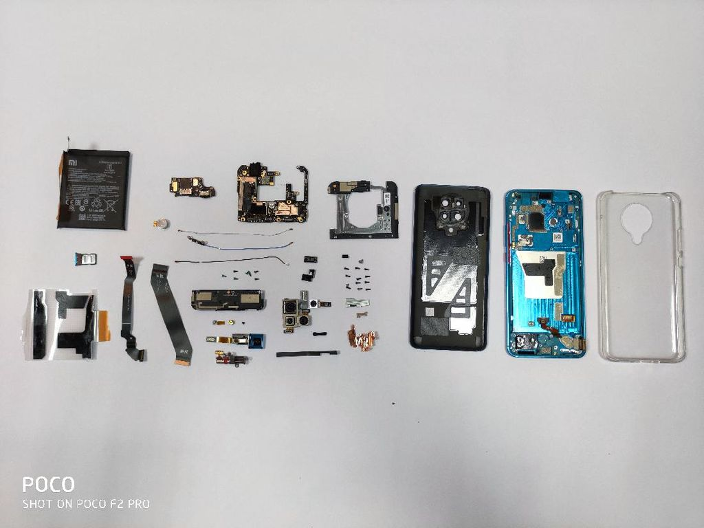 Xiaomi Mutilasi Poco F2 Pro