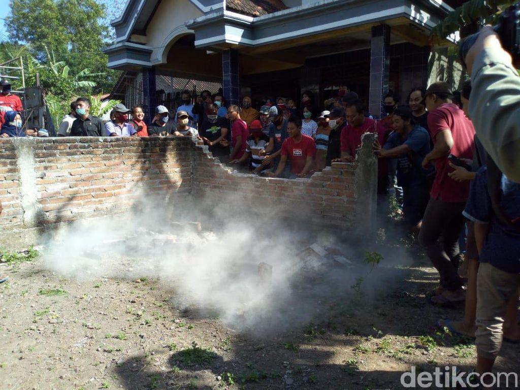 Pro Kontra Soal Lompat Pagar yang Blokade Rumah Wisnu, Warga Sebut Hoaks