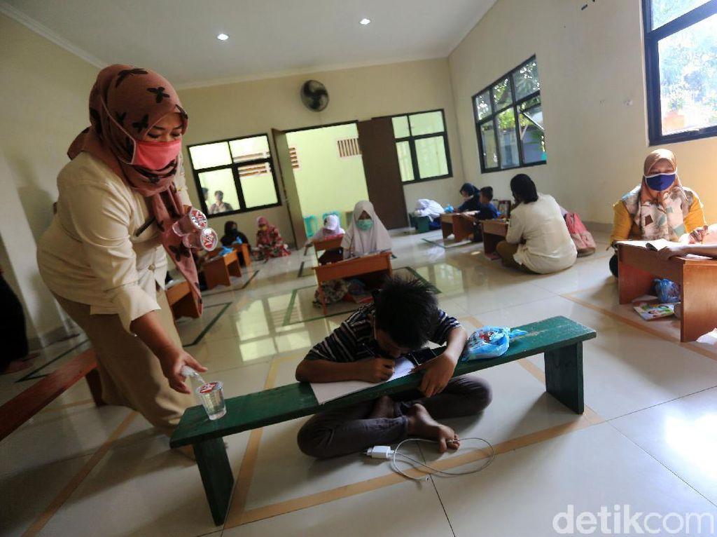 Bantuan Kuota Belajar 2021 Lebih Kecil dari 2020, Segini Jumlahnya