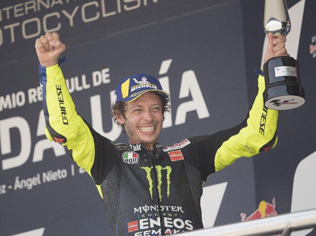 Yamaha: Valentino Rossi Masih Top!