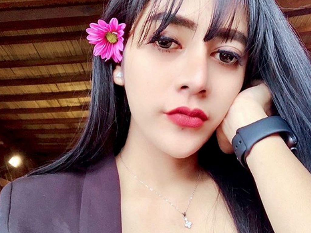 Vernita Syabilla ke Lampung Bertemu Pengusaha untuk Urusan Pekerjaan