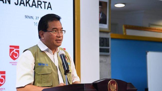 Minus Data Jawa Timur, Begini Update Zona Corona di RI